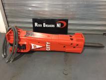 Rammer E66 Rock Breaker 18 - 26 Ton